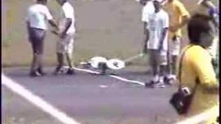 Draco Volans - UnB - 2004 - Aerodesing - O começo...