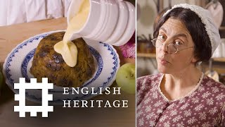 How to Make Eve's Puḋding – The Victorian Way