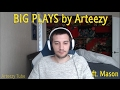 Arteezy: BIG PLAYS (ft. mason) 😎
