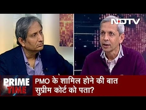 Prime Time With Ravish Kumar, Feb 08, 2019 | Political Row Erupts Over New Report on Rafale Deal