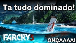FARCRY3 - Ta tudo dominado!