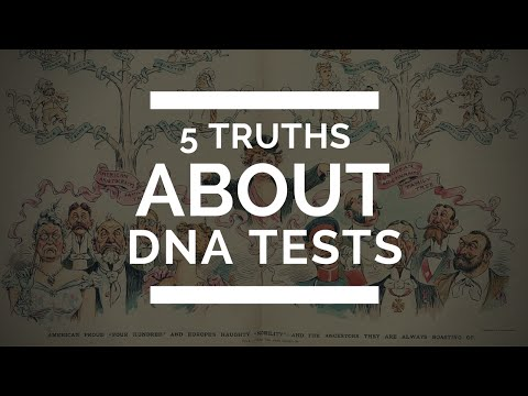 5 Truths About DNA Tests (23andMe, Ancestry DNA, Family Tree DNA, MyHeritage DNA, LivingDNA)