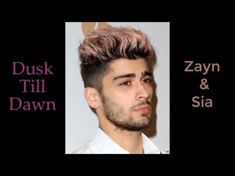 ZAYN - Dusk Till Dawn ft. Sia ( Lyrics / Lyric Video ) | Pop | Radio Edit | 2017 |