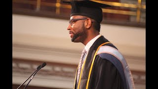 Jared Wilson On Leaving Legacies- Hult International Business School EMBA Class Graduation Speech