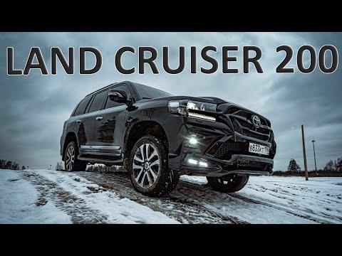 Технические проблемы Toyota Land Cruiser 200 Khann!