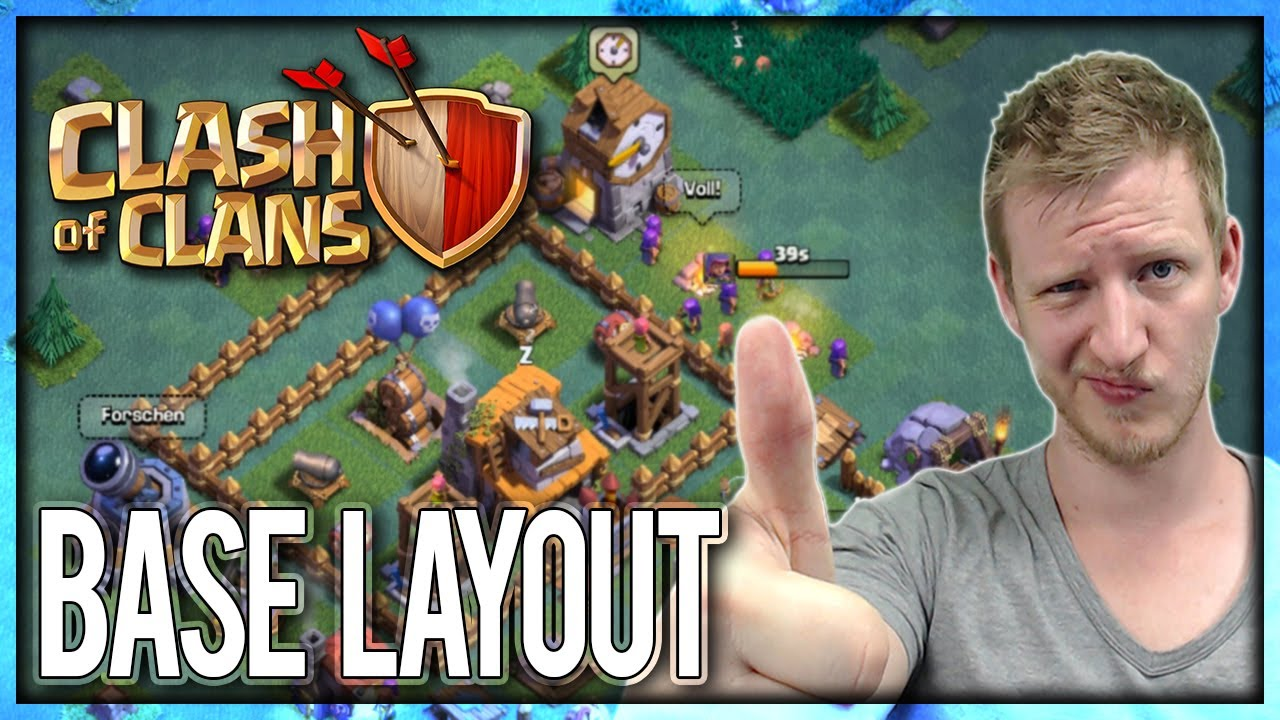 Unschlagbar Meisterhutte Lv 4 Base Layout Clash Of Clans
