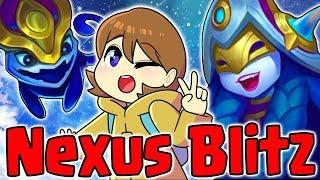 NEW Cosmic Enchantress Lulu Skin! NEW Nexus Blitz Game Mode! WHAT'S GOING ON?!?! - Ash_on_LoL