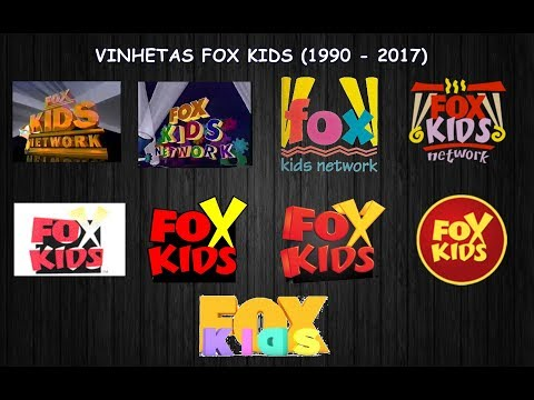 Cronologia #6: Vinhetas FOX Kids (1990 - 2017) thumbnail