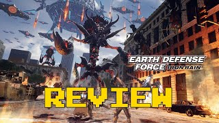 Earth Defense Force: Iron Rain Review (Video Game Video Review)