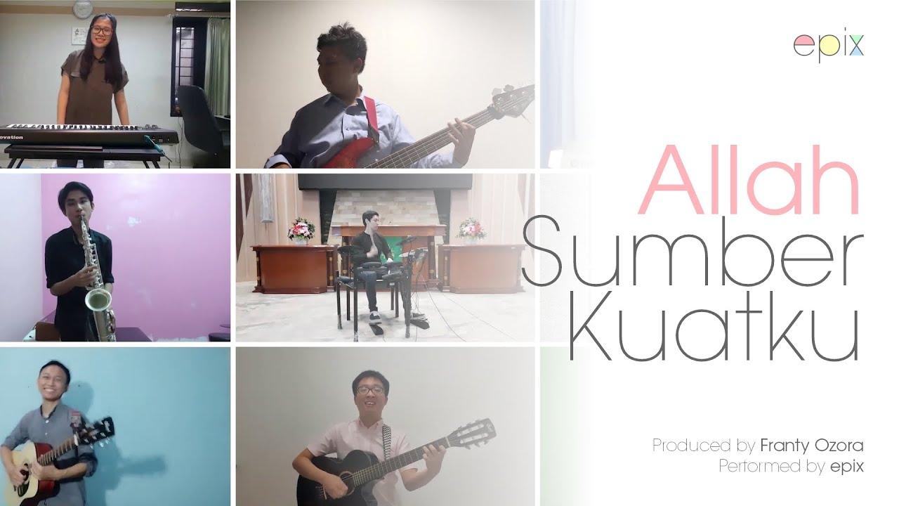 Download epix - Allah Sumber Kuatku (Cover)