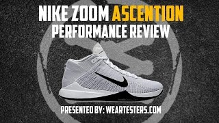 scarpe nike zoom ascention