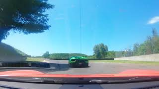 GT3 RS LAP Around Mont-Tremblant