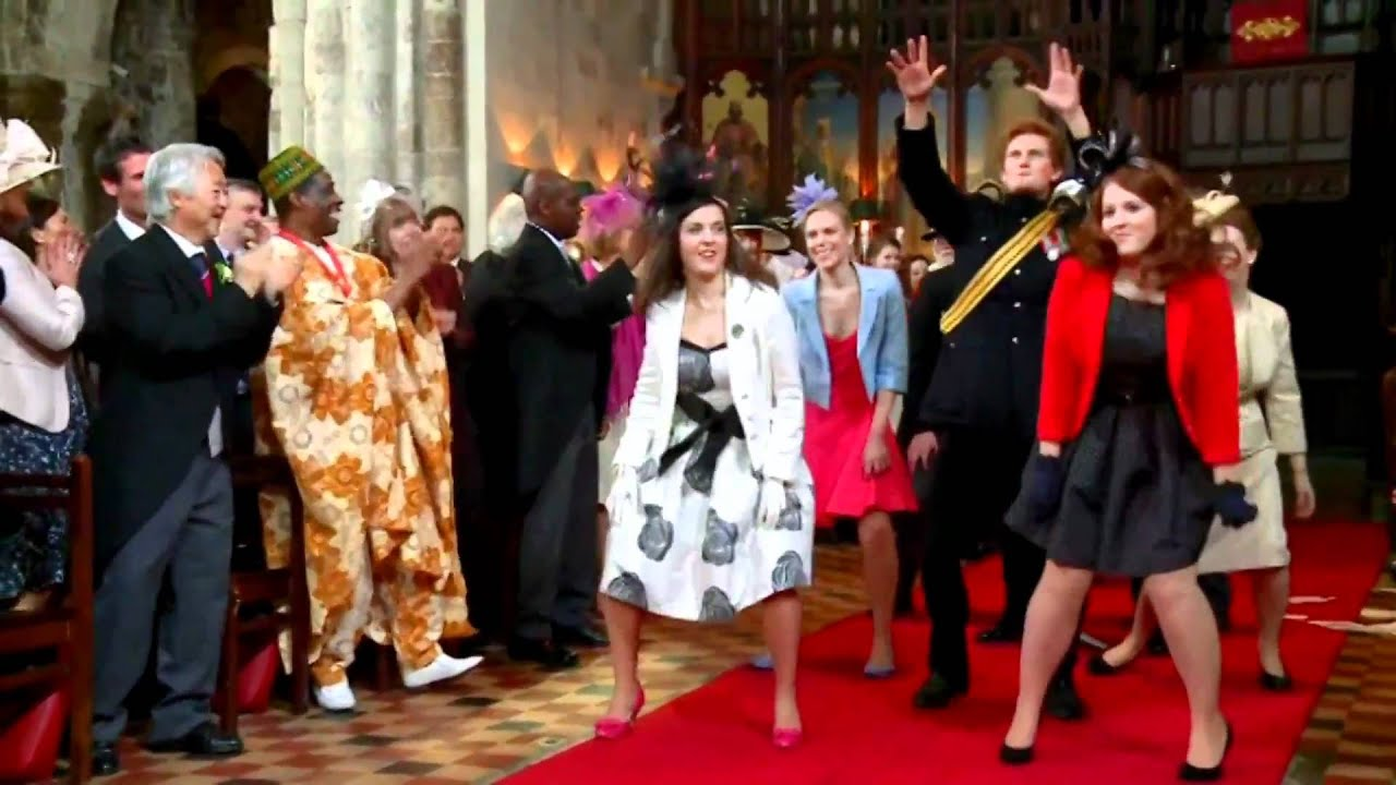 The Royal Dubstep Wedding Prince William Catherine