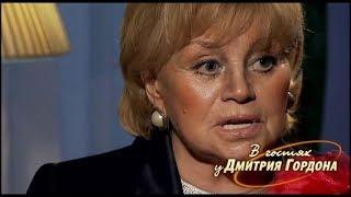 Егорова: После моего выкидыша Миронов бился головой об стену. Мальчик у нас был...
