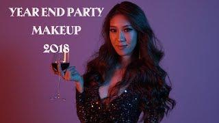 Year End Party Makeup 2018 [ Vanmiu Beauty ]