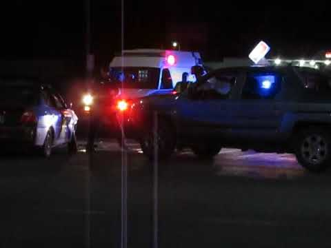 Crash at 12th and Idaho streets on Saturday night in Elko, Nevada