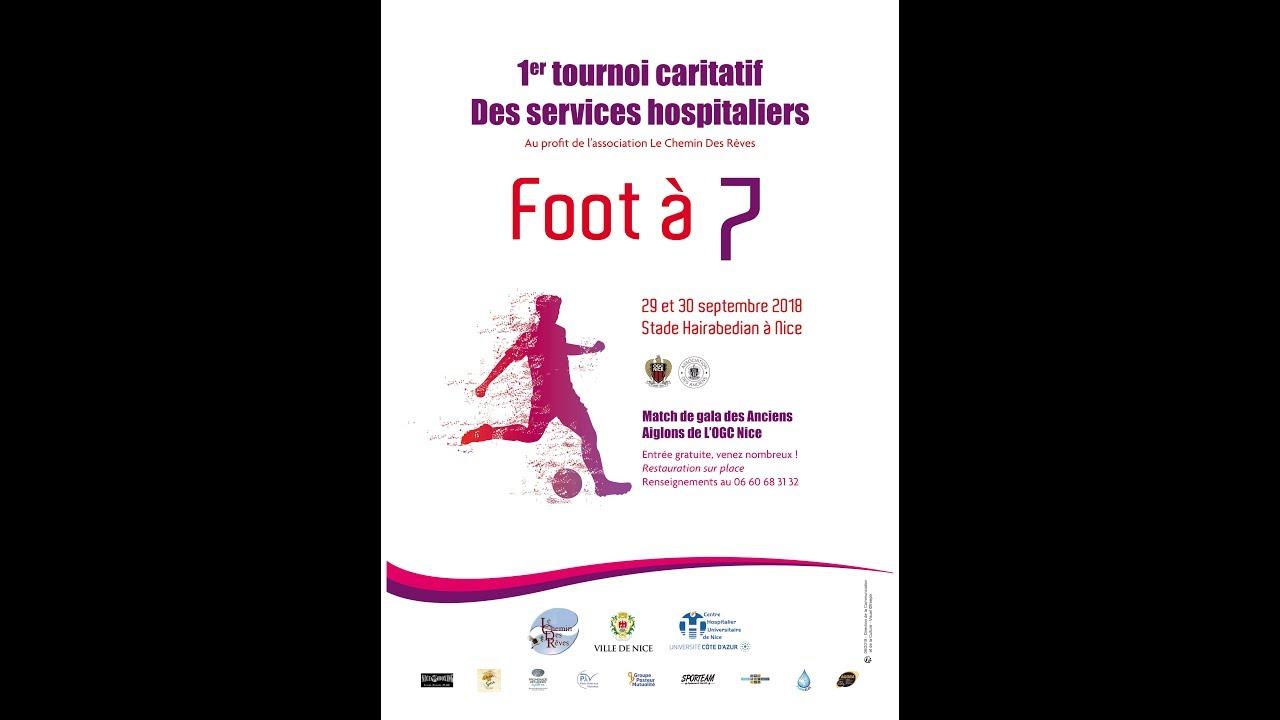 Tournoi Des Services Hospitaliers Le Chemin Des Rêves 2018