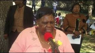 Minister Shuvai Mahofa Dies : Prophecy Reminder