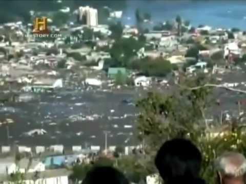 Chile 3:34 AM - El Terremoto en Tiempo Real - History Channel (completo)