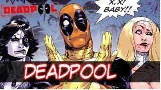 Deadpool - Все биографии (18+)