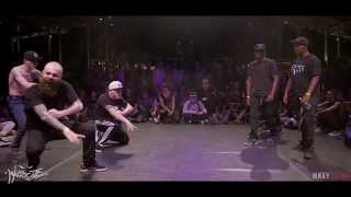 "IIB 2015 100% KRUMP /  FINAL TEAMS BATTLE :  RUSSIA vs FRANCE ""PSG""  by HKEYFILMS"