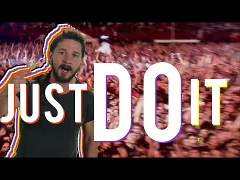 JUST DO IT!!! ft. Shia LaBeouf – Songify This
