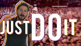 Repeat youtube video JUST DO IT!!! ft. Shia LaBeouf - Songify This