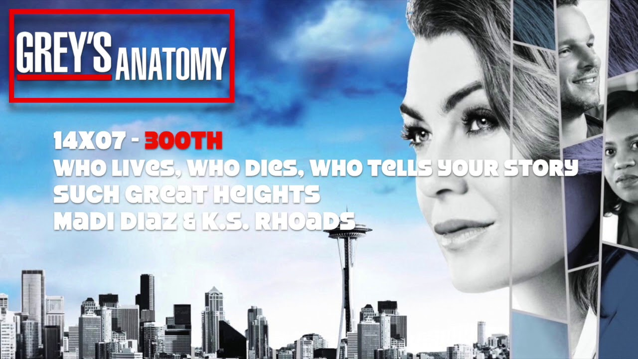 Grey\'s Anatomy Soundtrack - \