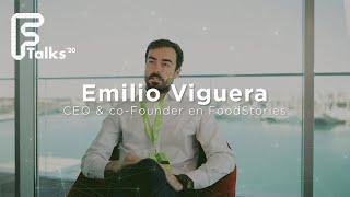 Entrevista a Emilio Viguera - CEO & Cofounder FoodStories - Ftalks'20 (KM ZERO Food Innovation Hub)