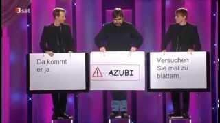 Verleihung Deutscher Kleinkunstpreis 2014 - OHNE ROLF