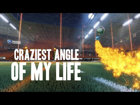 CRAZIEST ANGLE OF MY LIFE!