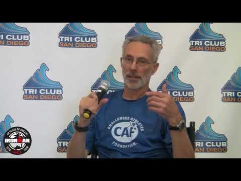 Gordon Haller at Tri Club San Diego