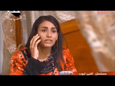 المسلسل العراقي ـ النبي أيوب ـ فاطمة الربيعي، عواطف نعيم ـ الحلقة 12 motarjam