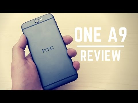 HTC One A9 Review: How does it fare in 2017?