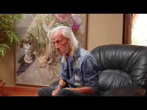 Интервью с художником Хосе Ройо,Jose Royo (Испания)