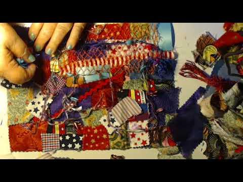 Solvy patchwork experiment