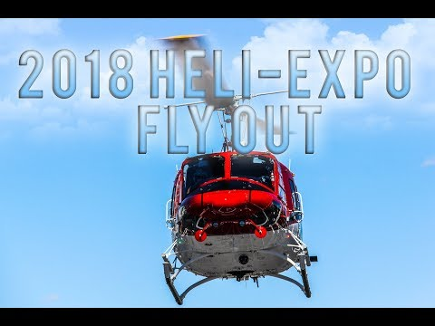 Full 2018 Las Vegas HAI Heli-Expo Fly out