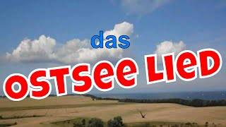 Ostsee Lied Urlaubslied, schönes Ostseereiselied über Meer, Sonne, Strand, Lieder von Thomas Koppe