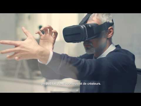 Vidéo risingSUD, agence de développement économique de la région Sud Provence-Alpes-Côte d'Azur