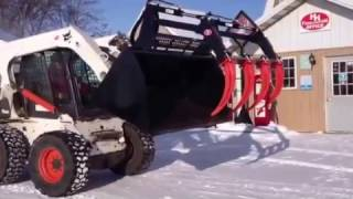 Video still for HH Fabrication - The Tiger Claw Grapple - Attachment
