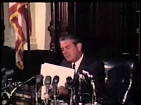 November 23, 1966 - Texas Governor John B. Connally Press Conference (Color Version)