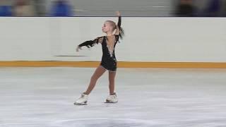 Александрова Милана, 2 юн разряд, 2 место