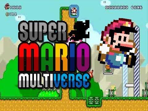 Niveles Chidos y Fails muy Fallidos! - Mario Multiverse (MM)/ Super Fanmade  Mario Bros (SFMB)