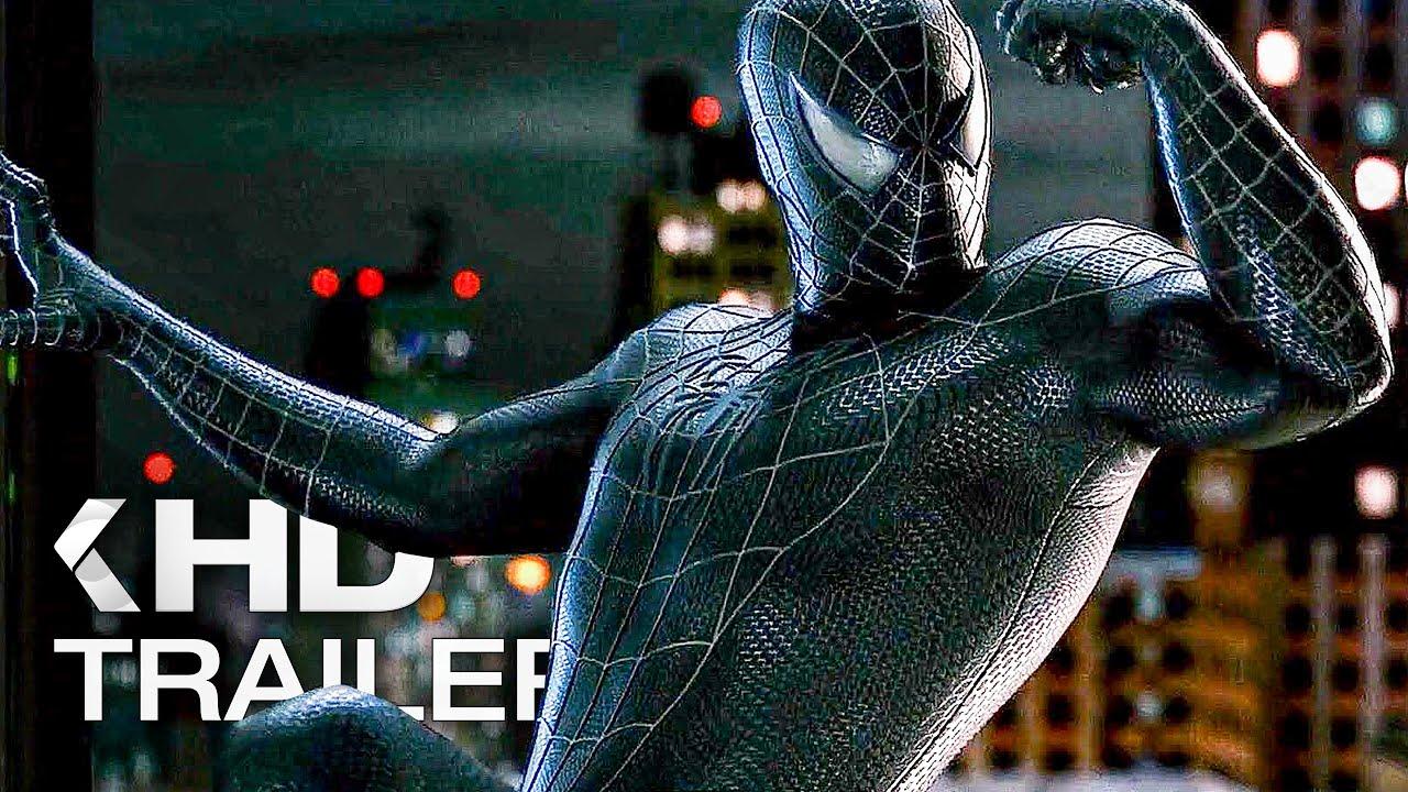 Spider Man 3 Trailer