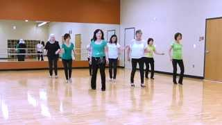 Down To The River - Line Dance (Dance & Teach) Klara Wallman