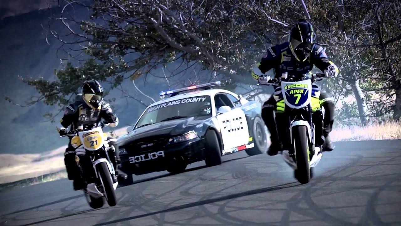 Ford Mustang Race Car Wallpaper Motorcycle Vs Car Drift Battle 2 Youtube