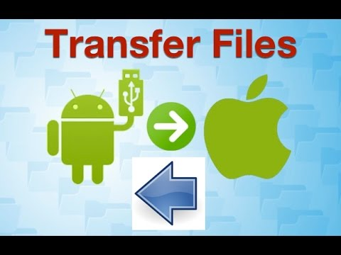 Transfer Files From Android To A Mac