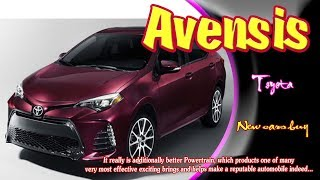 2020 toyota avensis | 2020 toyota avensis hybrid | new toyota avensis 2020 | new cars buy