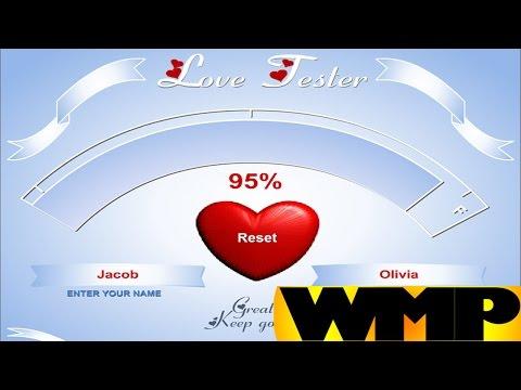 Free Love Tester - 100% Working - link in description