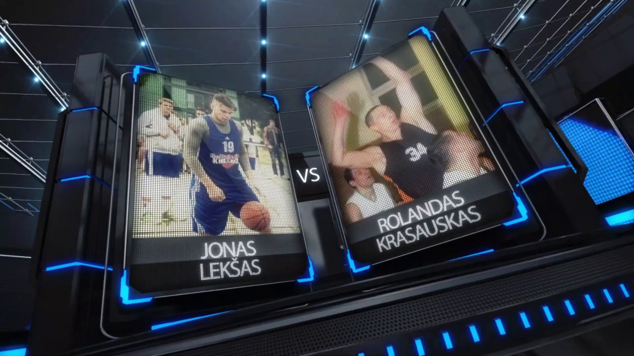 TOPsport Ghetto King 1x1: Jonas Lekšas vs Rolandas Krasauskas